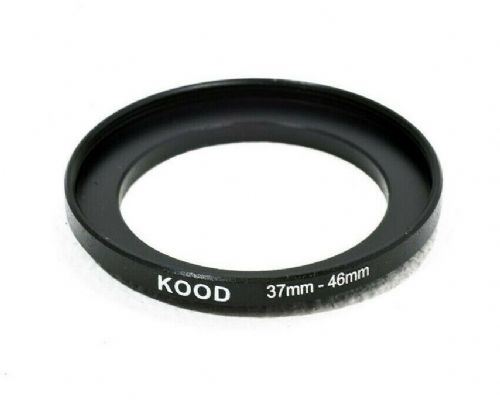 Kood Stepping Ring 37mm - 46mm Step Up Ring 37-46mm 37mm to 46mm Ring